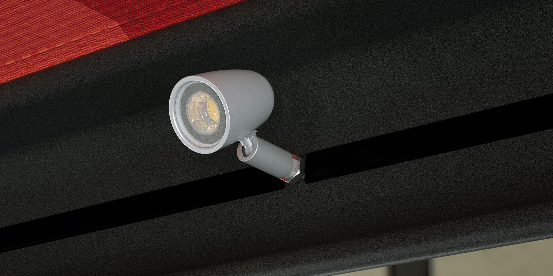 Markilux 6000 detalle luz