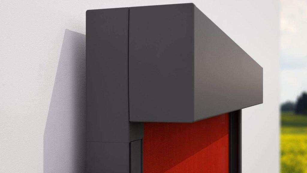 Markilux detalle toldo vertical