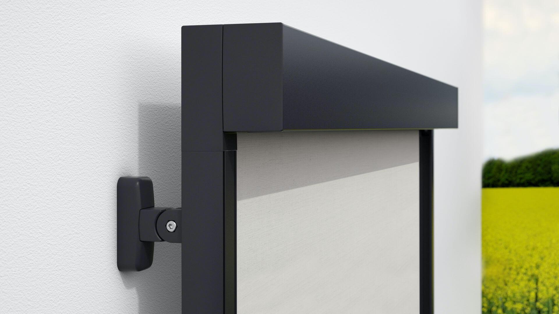 Markilux detalles toldo vertical